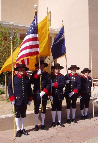 Nmssar Color Guard